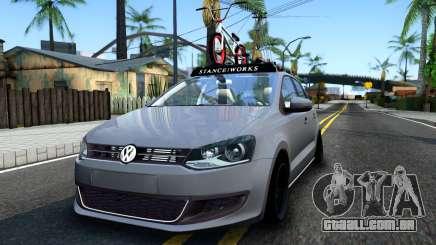 Volkswagen Polo STANCE para GTA San Andreas