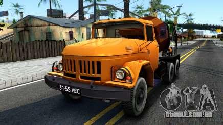 ZIL-131 Camião para GTA San Andreas