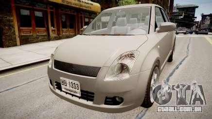 Suzuki Swift para GTA 4