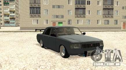 Volga 31029 cólicas [versão Completa] para GTA San Andreas