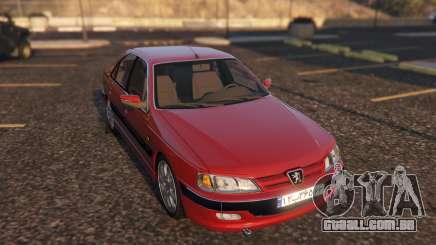 Peugeot Pars para GTA 5