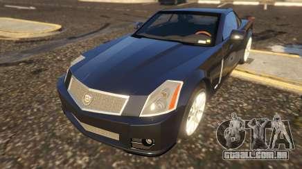 Cadillac XLR-V para GTA 5