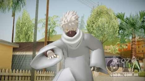 NUNS4 - Kakashi Hokage Mangekyou Sharigan Eyes para GTA San Andreas