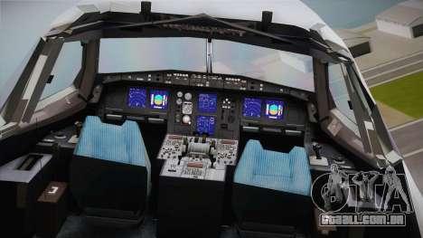 Airbus A340-300 Conviasa para GTA San Andreas