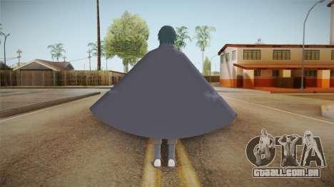 NUNS4 - Sasuke Boruto The Movie v2 para GTA San Andreas