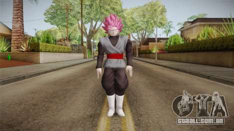 DBX2 - Goku Black SSJR para GTA San Andreas