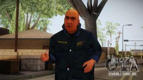 PES2016 - NPC Coach v1 para GTA San Andreas
