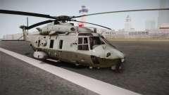 CoD: Ghosts - NH90 Retracted para GTA San Andreas