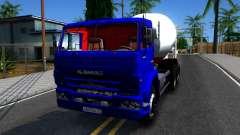 KamAZ 65115 Mixer Caminhão