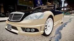 Carlsson Aigner CK65 RS Blanchimont 2008 para GTA 4