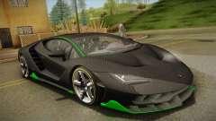 Lamborghini Centenario LP770-4 2017 Carbon Body