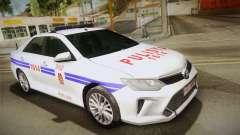 Toyota Camry Manila Police