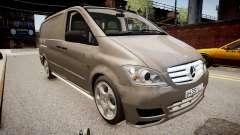 Mercedes-Benz Vito Sport-X