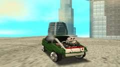 2115 verde para GTA San Andreas