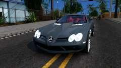 Mercedes-Benz SLR Mclaren 2011 para GTA San Andreas