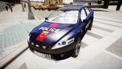 Ford Mondeo Police Nationale