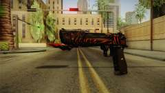 Vindi Halloween Weapon 4 para GTA San Andreas