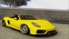 Porsche Boxter GTS L3DWork
