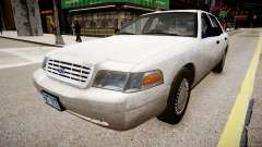Ford Crown Victoria CVT Detective para GTA 4