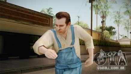 Mafia - Ralph para GTA San Andreas