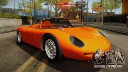 Porsche 718 Spyder RS 1960 para GTA San Andreas