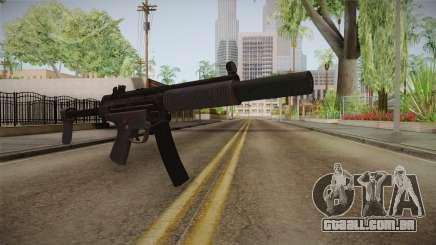 CoD 4: MW Remastered MP5 Silenced para GTA San Andreas