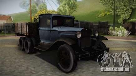 GAZ-AAA 1934 para GTA San Andreas