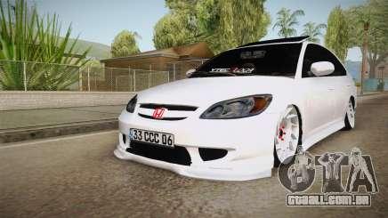 Honda Civic Vtec 2005 para GTA San Andreas