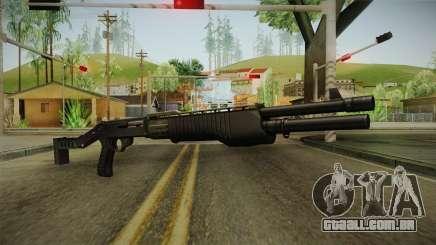 SPAS-12 Long Barrel and Magazine para GTA San Andreas