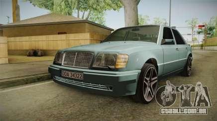 Mercedes-Benz E500 W124 AMG para GTA San Andreas