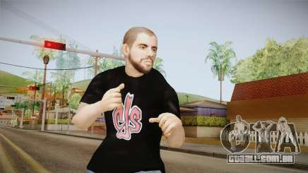 Patricio Fontanet para GTA San Andreas