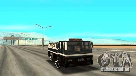 DFT30 Enforcer para GTA San Andreas