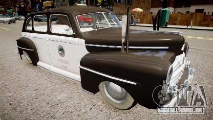 Ford Police Special 1947 para GTA 4
