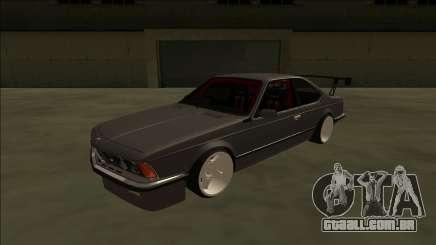 BMW M6 E24 Drift para GTA San Andreas