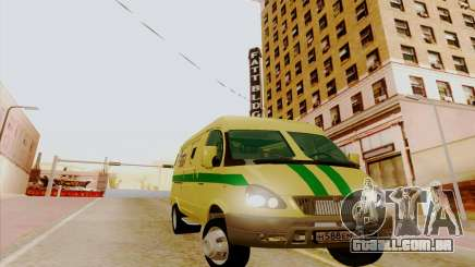 GÁS 3221 para GTA San Andreas
