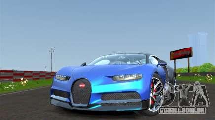 Bugatti Chiron [EPM] para GTA 4