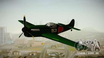 Japan World War 2 Rustler para GTA San Andreas