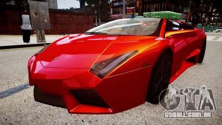 Lamborghini Reventon para GTA 4