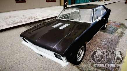 Chevrolet Nova para GTA 4