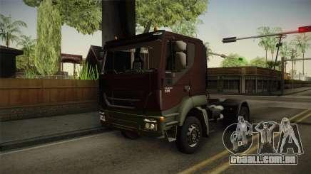 Iveco Trakker Hi-Land 4x2 Cab Low v3.0 para GTA San Andreas