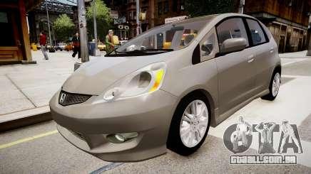 Honda Fit para GTA 4