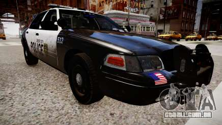 Ford Crown Victoria LCPD Police para GTA 4