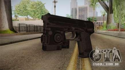 CoD 4: MW Remastered USP para GTA San Andreas