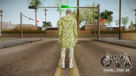 GTA Online DLC Import-Export Male Skin 1 para GTA San Andreas