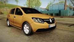 Renault Sandero 2017 para GTA San Andreas
