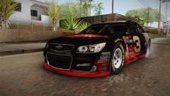 Chevrolet SS Nascar 3 Dow 2017