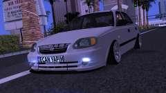 Hyundai Accent - Ecan Yapim para GTA San Andreas
