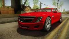 GTA 5 Albany Alpha Sedan IVF