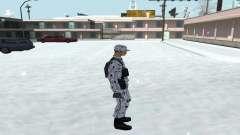 A Pele No Inverno (Exército) 1.1
