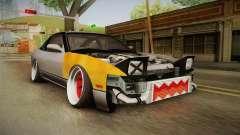 Nissan 240SX Rat Stance para GTA San Andreas